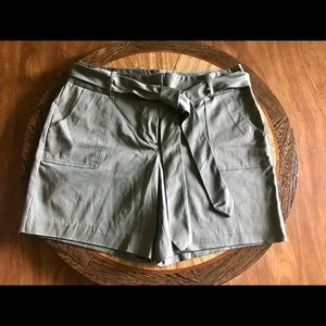 Worthington Women's 14 Green Dress shorts